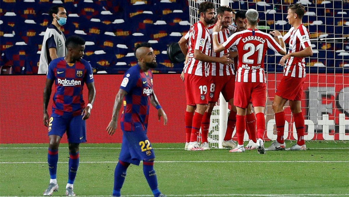 Barcelona vs Atletico Madrid Match Preview & Prediction ...  |Barcelona-atlético Madrid
