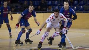 Barça y Reus se medirán en Porto, por un puesto en la final europea