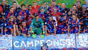 El Barça es el vigente campeón de la Supercopa