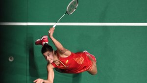 Carolina Marín pasa a semifinales del Abierto de Malasia