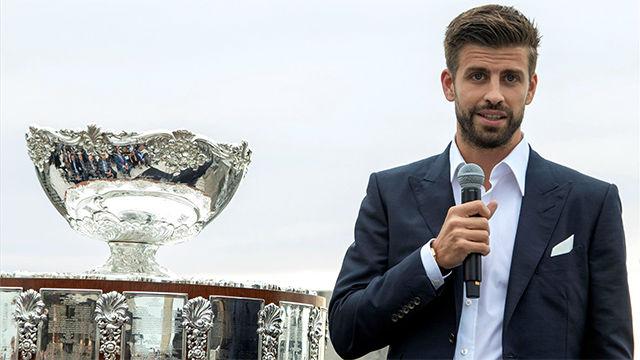 La Copa Davis de Piqué presenta un acuerdo estratégico en Nueva York