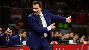 Dimitrios Itoudis parece haber perdido el rumbo en el CSKA