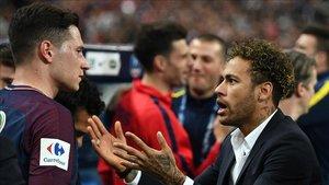 Draxler habla del caso Neymar