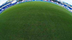 El Eibar - Barcelona se jugará en un nuevo césped