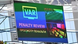 La FIFA, satisfecha con la implantación del VAR