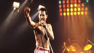 Freddie Mercury es una de las leyendas del Rock