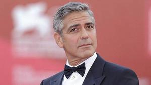George Clooney sufrió un aparatoso accidente