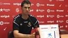 Gordillo habló en la previa del duelo contra la UD Las Palmas