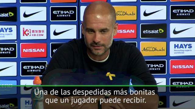 Guardiola confirma la marcha de Touré Yaya del Manchester City
