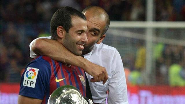 Guardiola se fue del Barça con un grandísimo recuerdo de Mascherano