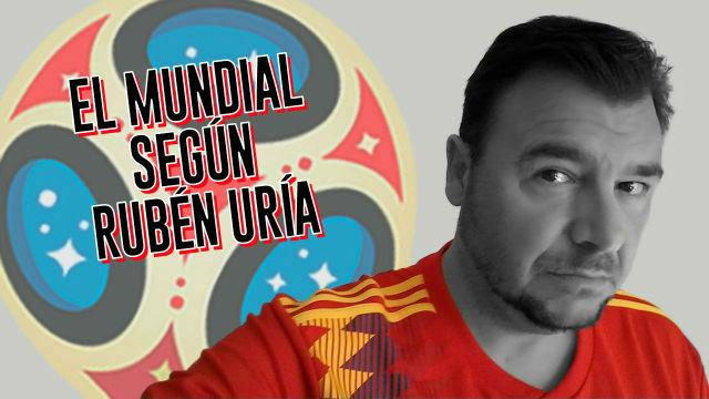 El XI ideal de Rubén Uría en el Mundial de Rusia... con dos azulgranas incluidos