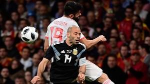 Javier Mascherano decidirá su futuro tras el Mundial de Rusia