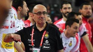 Jordi Ribera, en el pasado Europeo que conquistó España