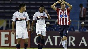 Junior de Barranquilla lucha por llegar a la Copa Sudamericana