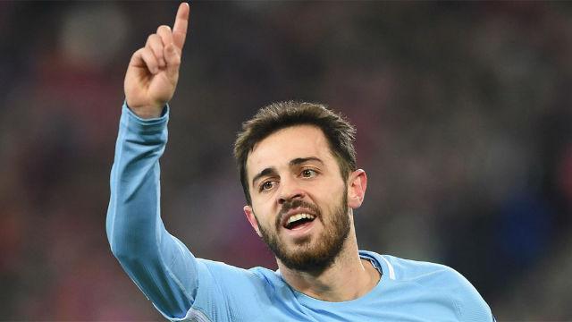 LACHAMPIONS | Basilea-Manchester City (0-4): Bernardo Silva marcó el 0-2 con un golazo