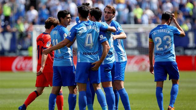 LALIGA | Málaga - Real Sociedad (2-0)