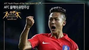 Lee Seung Woo ha sido premiado por la AFC