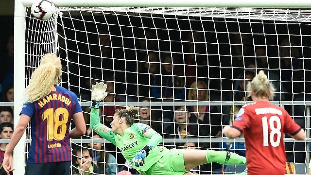 ¡De locos! El paradón de Paños que citó al Barça con la historia