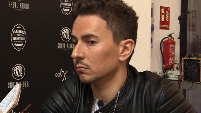 Lorenzo reconoció no haber cumplido su objetivo con Ducati