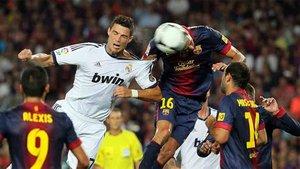 El Madrid lleva una buena racha de resultados en el Camp Nou