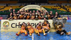 Magnus Futsal celebró a lo grande su segunda Intercontinental