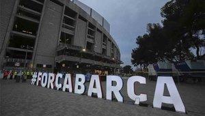 Mediapro ofreció 300 millones por el patrocinio del Camp Nou