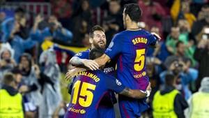 Messi espera vivir una noche europea mágica
