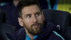 Messi hablará por primera vez tras el KO de Anfield