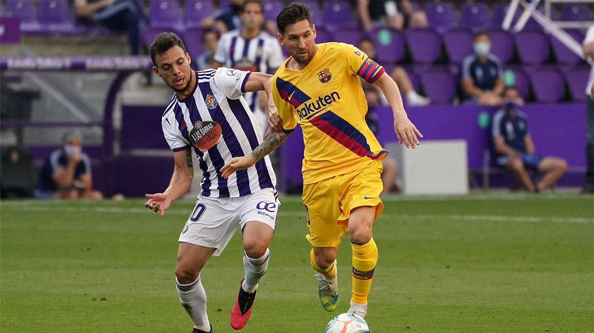 Messi, el Rey de las asistencias