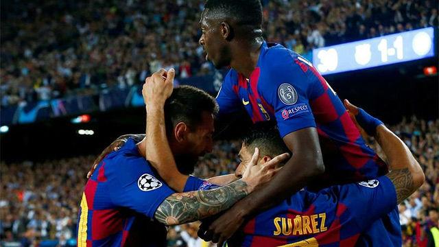 Messi ha vuelto: la arrancada mágica que provocó el 2-1