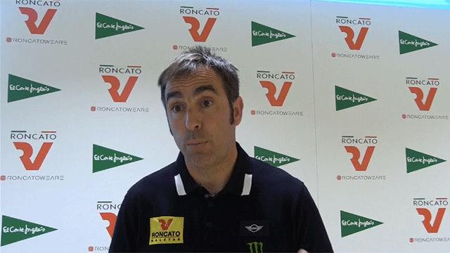 Nani Roma: Sería muy difícil que Fernando Alonso ganase el Dakar en 2020