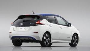 Nissan Leaf, líder de ventas de eléctricos.