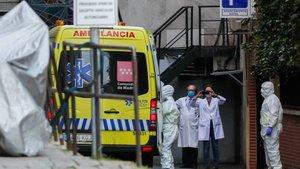 La OMS apunta a un rebrote de coronavirus en España durante septiembre