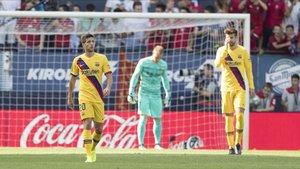 El Osasuna acumula dos empates consecutivos
