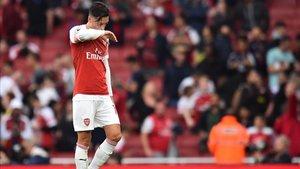 Özil puede cambiar el Arsenal por el Inter de Milán