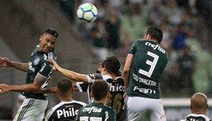 Palmeiras y Santos mandan en el Brasileirao