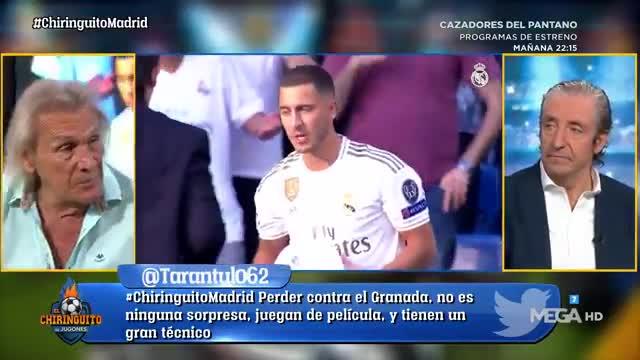 Pedrerol explota contra Zidane: Debería comerse su orgullo