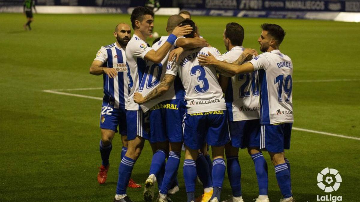 La Ponferradina se llevó la victoria ante el Leganés