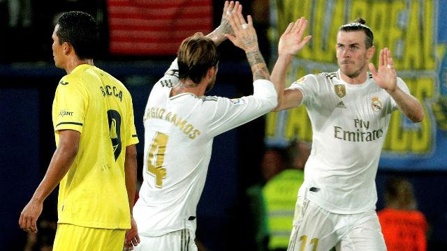 El Real Madrid sobrevive gracias a Bale