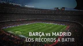 Récords a batir en el Clásico. Valverde puede superar a Guardiola.