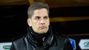 Robert Moreno asumió el banquillo del Mónaco en diciembre