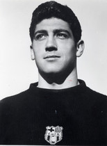 Rodri II, exjugador del Barça, en una foto de archivo