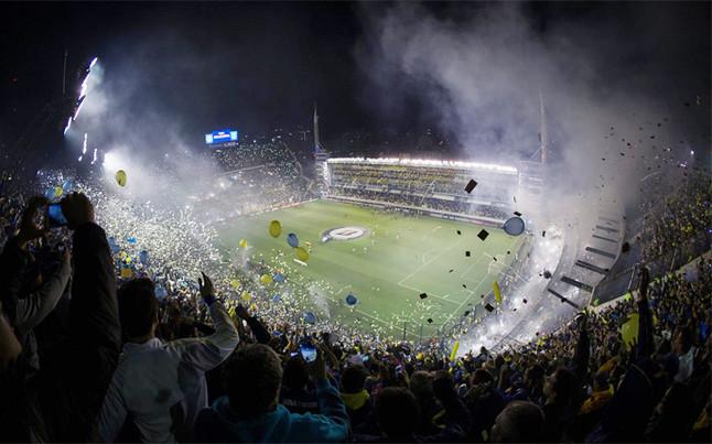 Suspenden el Boca-River de la Libertadores por un ataque de gas pimienta