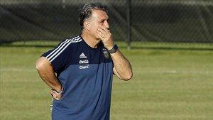 El Tata Martino entrenará a México