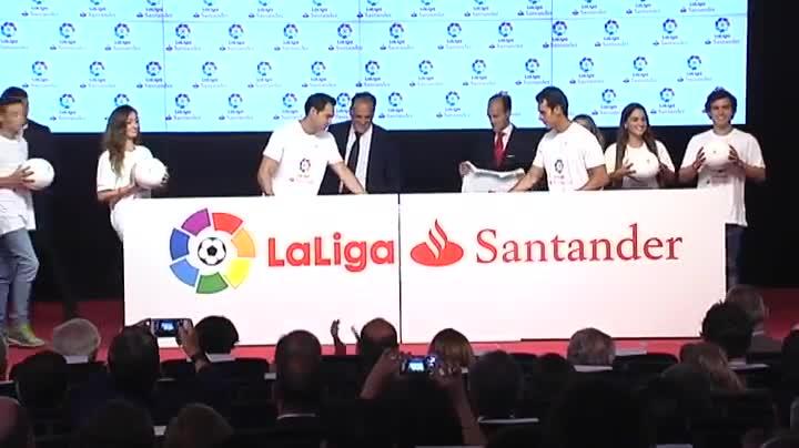 3 - Banco Santander (La Liga)