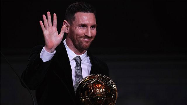 Ter Stegen: Messi se merece el Balón de Oro