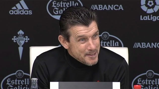 Unzué habló del duelo contra el Barça en Copa