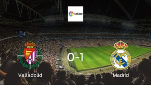 Valladolid fall to Madrid with a 0-1 at José Zorrilla