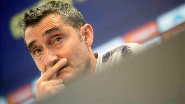 Valverde analiza la visita al Villamarín para enfrentarse al Betis