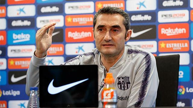 Valverde detalla el estado actual de Arthur